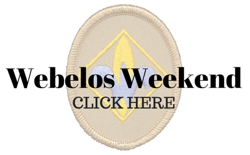 Troop 818 Webelos Weekend